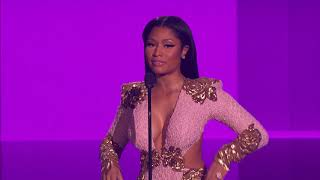 Nicki Minaj Presents Pop/Rock Duo or Group - AMA 2015