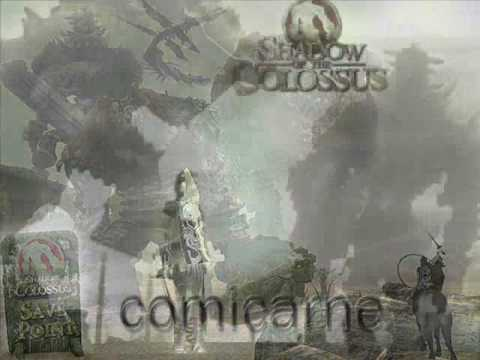 Shadow of the Colossus Soundtrack ~ In The Land of Happiness ~ (Ending song)