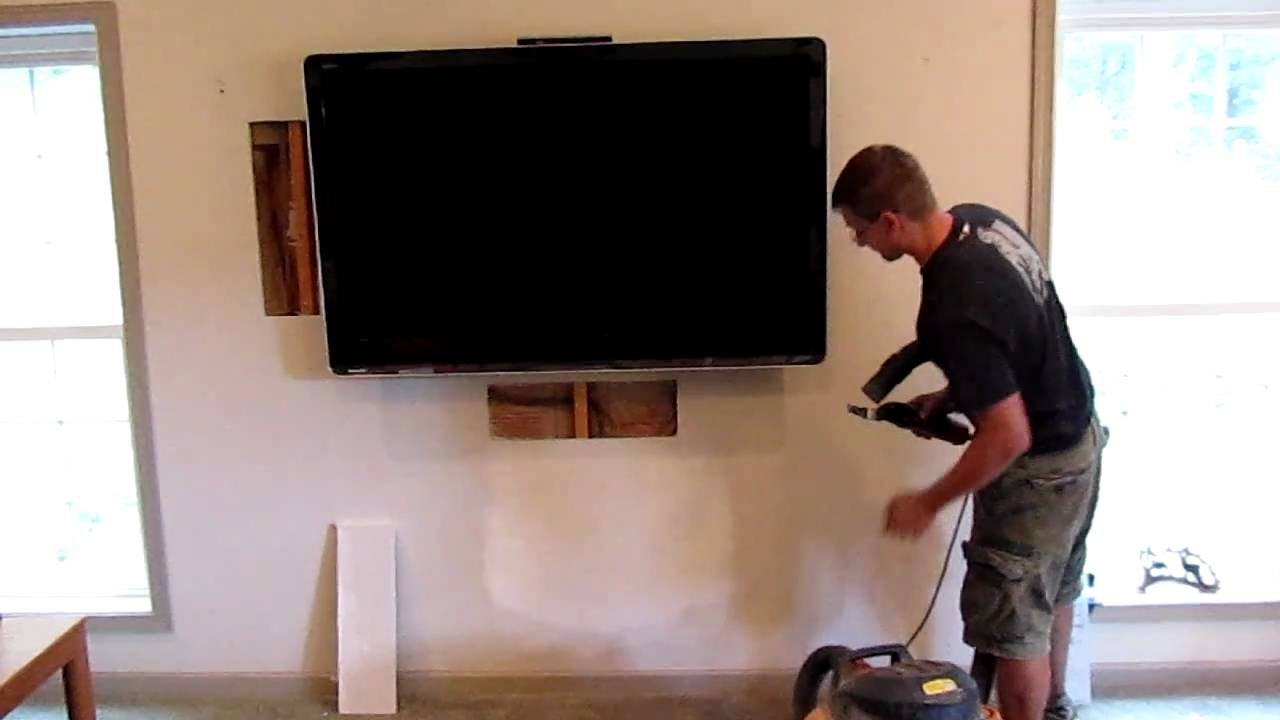 How To Install Flush Mount Wall Speakers 3  Home Theater