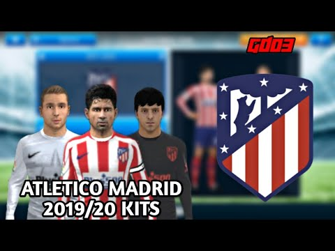 atlético-madrid-2019/20-kits-•-dream-league-soccer-2019-•-gamerdude03