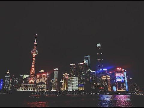 Downtown Shanghai Vlog