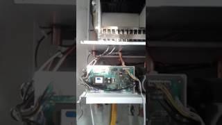 Bu ionization xato E1 sensori