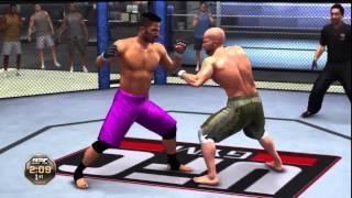 UFC Undisputed 2010 Gameplay Walkthrough Part 1 - Intro - Career Mode (Xbox 360/PS3) [HD]