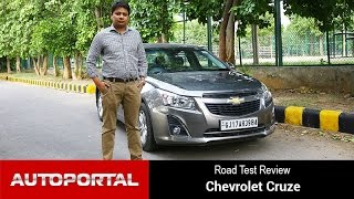 Chevrolet Cruze Test Drive Review - Autoportal