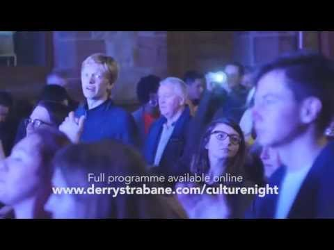 Derry Strabane - Culture Night - 16th September 2016