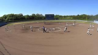 H29.5.4.加賀市中学校春季軟式野球大会 決勝戦 vs.山中中学校