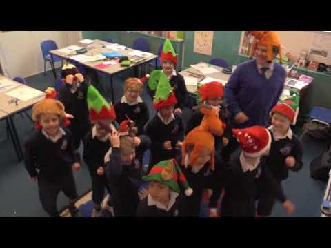 St John's Beaumont Christmas Video 2017