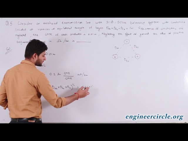 POWER SYSTEMS GATE 2017 VIDEO SOLUTIONS QUESTION 5