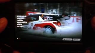 WRC 4 PS VITA PRIMERA PARTIDA