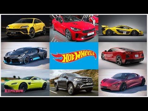 Hot Wheels New Models Predictions (2020 - 2021)