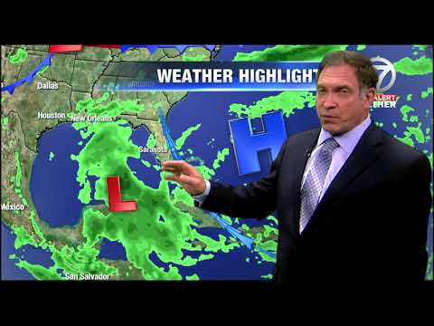Video: First Alert Weather May 22, 2018