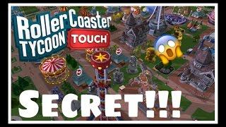 secret achievement   easter egg   rollercoaster tycoon touch   rct touch