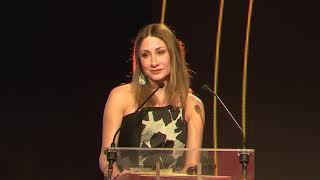 Paroles de lauréats - Trophée francophone du second rôle féminin 2018