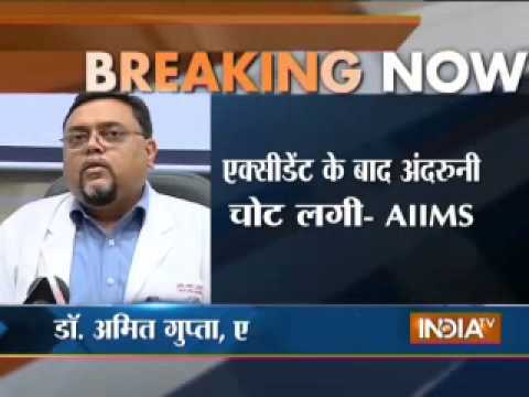 Gopinath Munde died due to internal injuries: AIIMS doctor