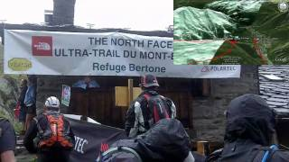 CCC (UTMB) 2010 - en HD & GoogleEarth