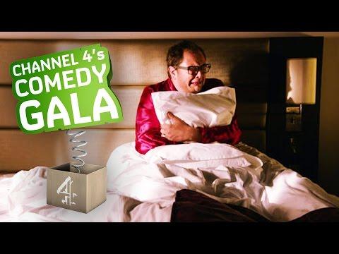 Alan Carr Hijacks The Ads: Comedy Gala 2016