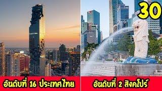 30 อันดับ ประเทศเงินเดือนสูงสุด ในเอเชีย (มีไทย!!!)