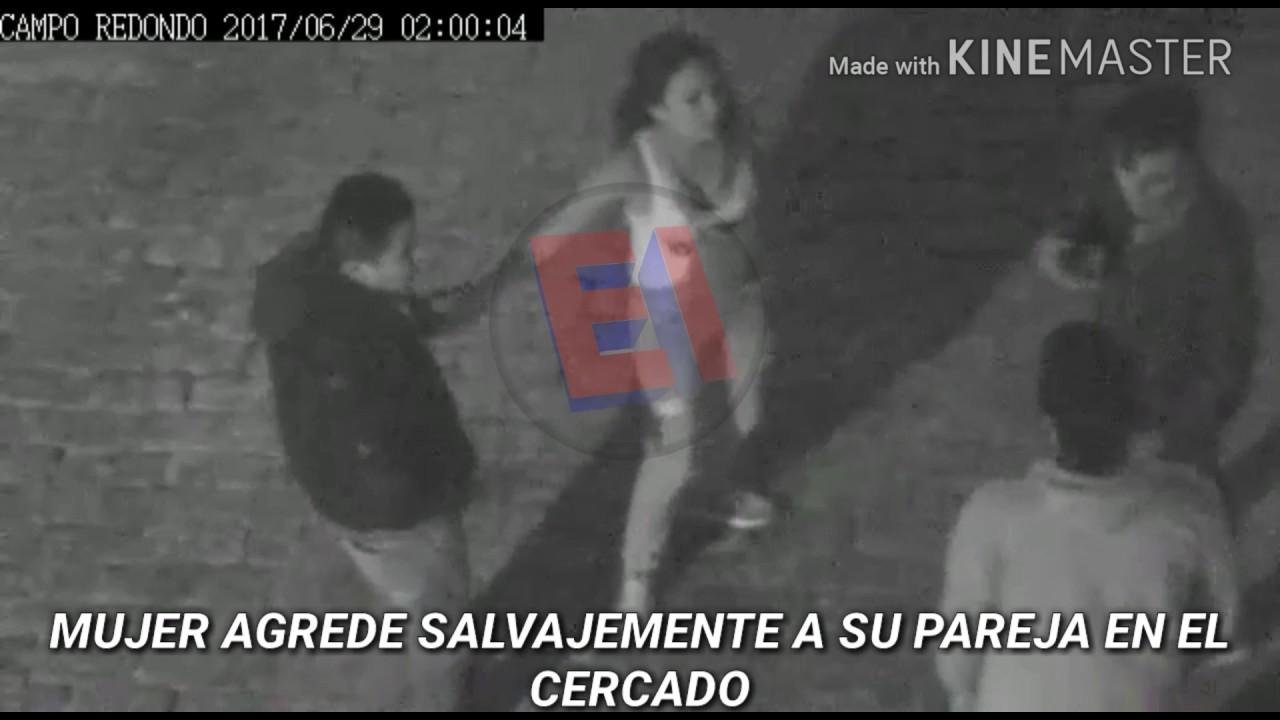 Download VARÓN ES GOLPEADO VIOLENTAMENTE POR SU PAREJA EN EL CERCADO DE AREQUIPA