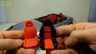 Как изготовить кресло в модель. Ремонт BMW Z8(Как изготовить кресло в модель. Ремонт модели автомобиля BMW Z8. В этом видео я буду ремонтировать своими рука..., 2016-01-08T00:31:29.000Z)
