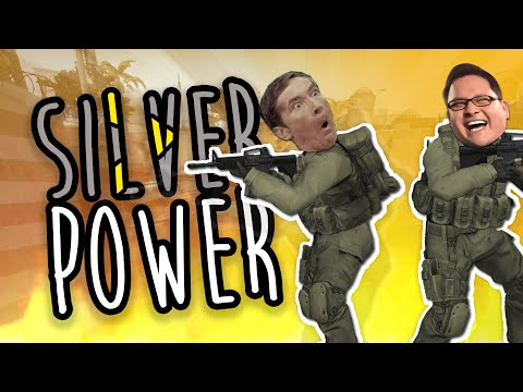 SILVER POWER | Counter Strike: Global Offensive