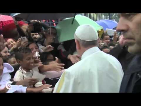 Make Me a Channel of Your Peace (Pope Francis)