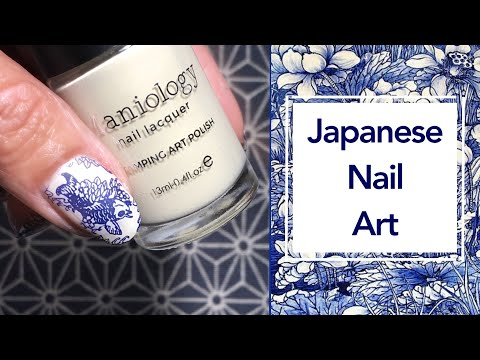 Japanese Mix N Match Mani With Moyou London Suki || Moyou London