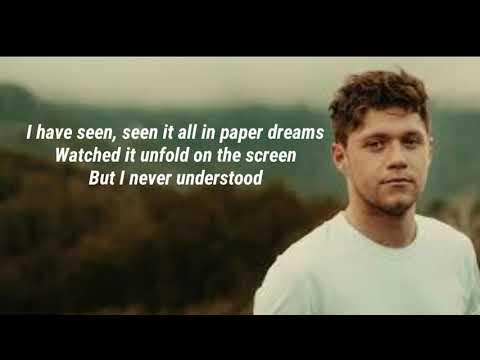 Niall Horan, Maren Morris-Seeing Blind lyrics