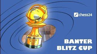 Banter Blitz Cup -  GM Jacob Aagaard vs. GM Jorge Cori