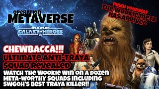 Chewbacca fosters Rebel Comeback: Best Traya killer in the game...all you need to know