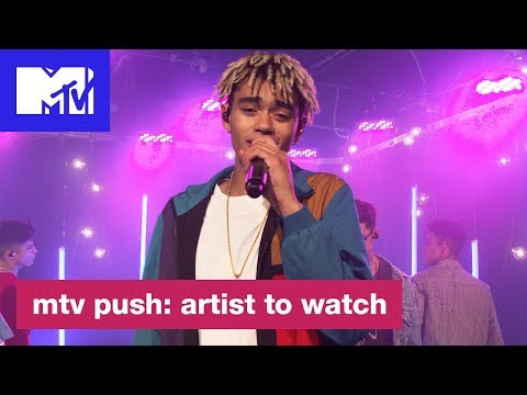 Redbe Childish Gambino   Performance  PRETTYMUCH  MTV Push: Artist to Watch