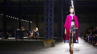 Dries Van Noten | Spring Summer 2016 Full Fashion Show | Exclusive