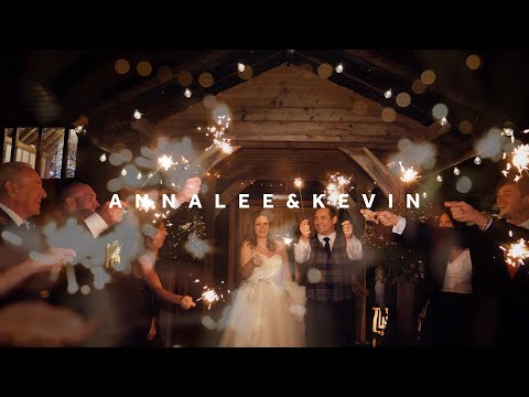 Maidens Barn Wedding Trailer - Annalee & Kevin
