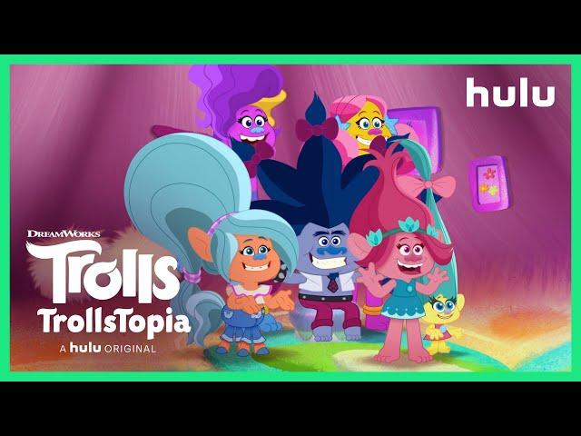 Trolls: TrollsTopia - Trailer (Official) • A Hulu Original