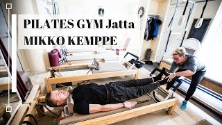 What is the traditional Pilates and where to find it in Helsinki?