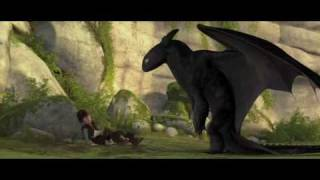 How To Train Your Dragon (2010) Official Trailer