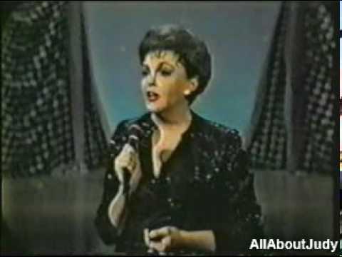 Judy Garland - By Myself (Live 1966)