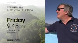 BBC Earth – Stephen Fry In Central America