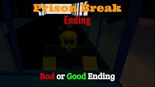 ROBLOX Prison Break | Ending