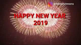 happy new year 2019 happy new year status Best Status 2019 happy new year