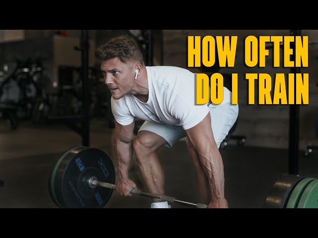 TRAINING MORE EFFECTIVELY - PULL DAY