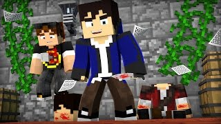 minecraft murder o maior x9 do youtube