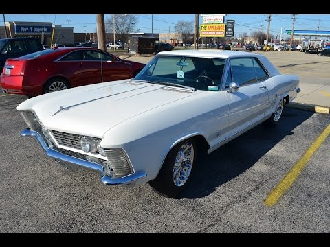 1964 Buick Riviera for sale auto appraisal St. Louis Missouri 800-301-3886
