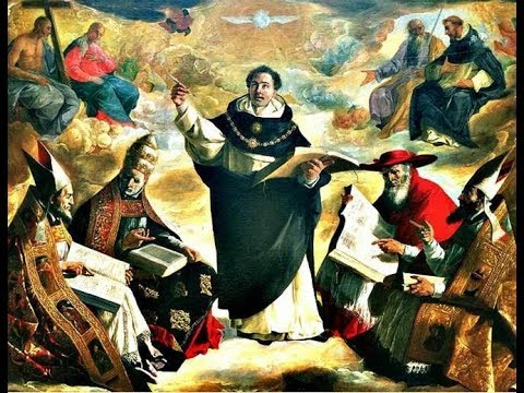 St Thomas Aquinas, the Angelic Doctor of the Church ~ Fr Ripperger