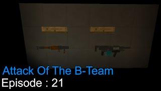 attack of the b team episode 21 اتاك اوف ذا بي تيم