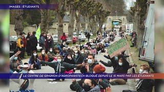 Yvelines | Le centre de Grignon d'AgroParisTech bloqué depuis le 15 mars par les étudiants