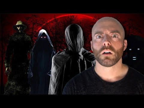 10 Creepy Encounters People Had with Shadow People...
