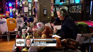 Tom Izzo on the Dan Patrick Show (Full Interview) 3/18/15