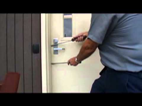 Bulger S Full Length In Swinging Latch Guard Youtube