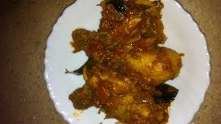 Chicken Roast/ Nadan Kozhi Masala