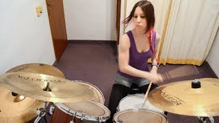 "Arch Enemy ""Nemesis"" Drum Cover (by Nea Batera)"